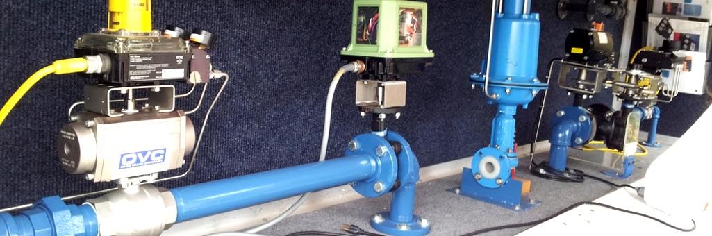 valve assembly automation